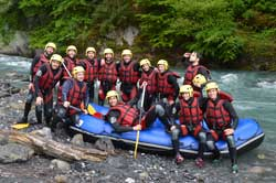 rafting Sixt-fer-a-cheval EVG